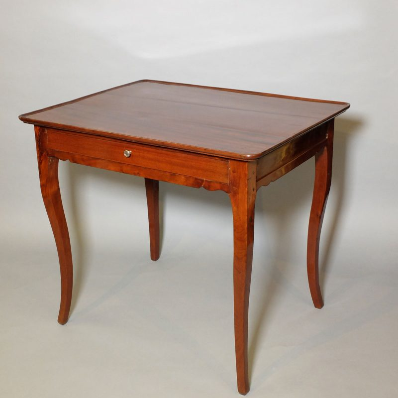 Table cabaret nantaise XVIIIème