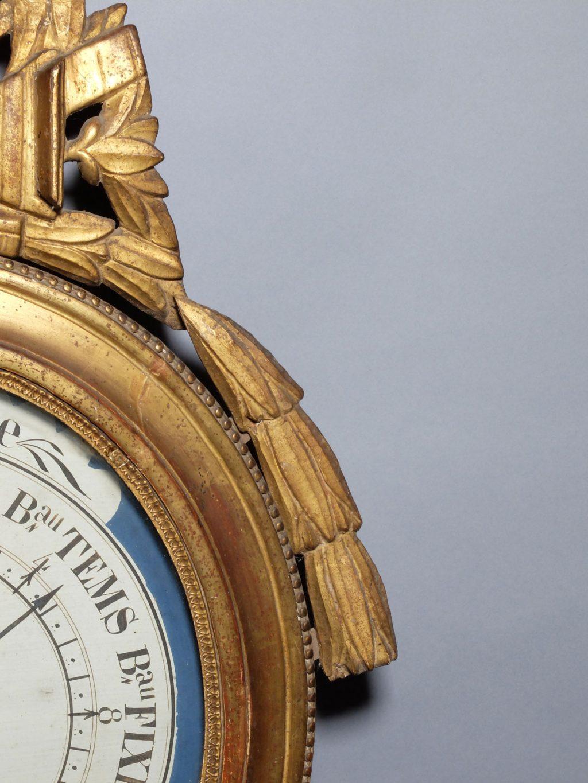Baromètre d'époque Louis XVI