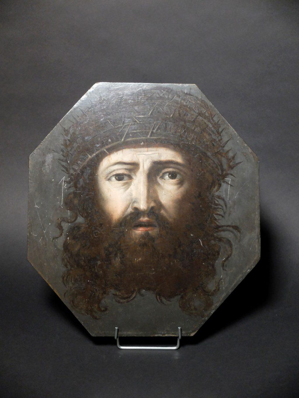 La Sainte Face - Suiveur de Philippe de Champaigne