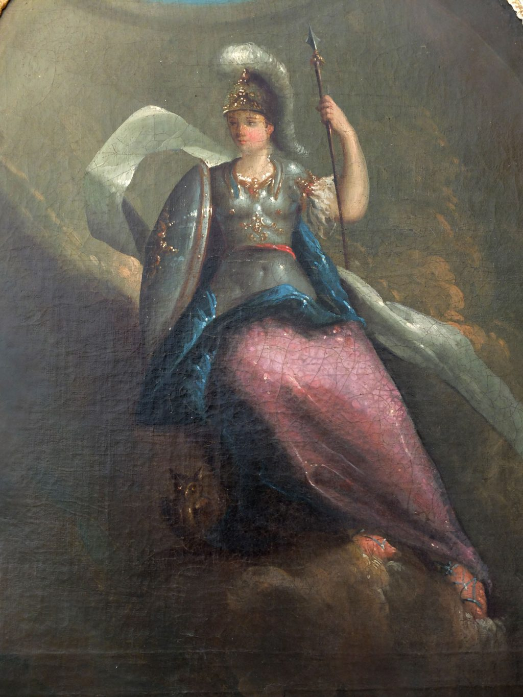 Trumeau d'époque Louis XVI