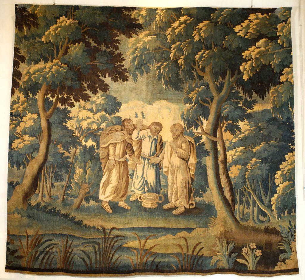 Tapisserie Aubusson XVIIIème