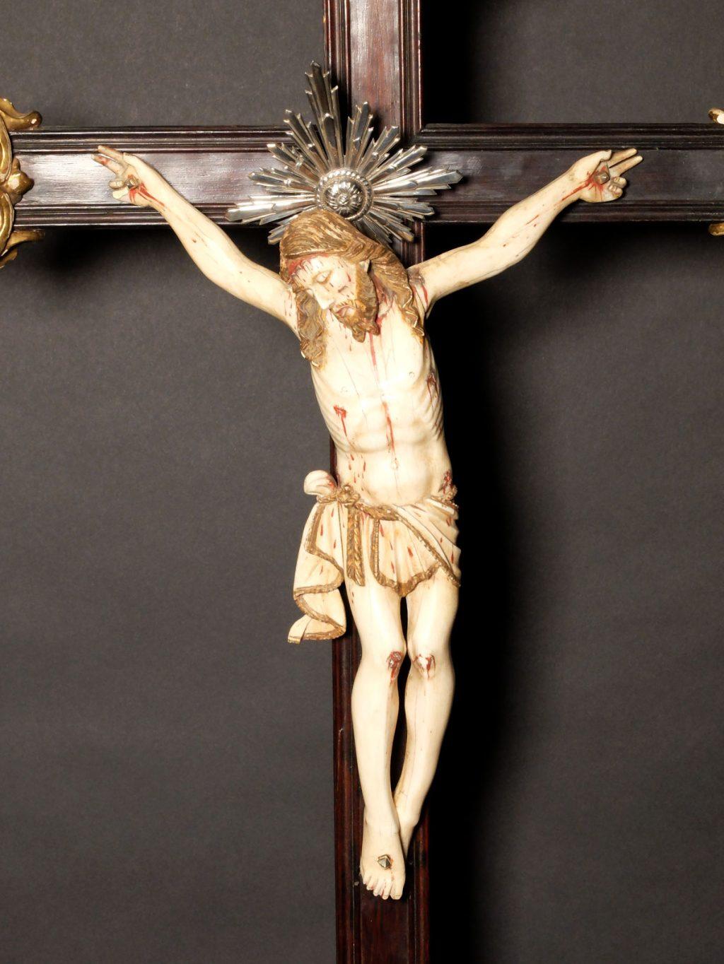 Christ Goa XVIIème