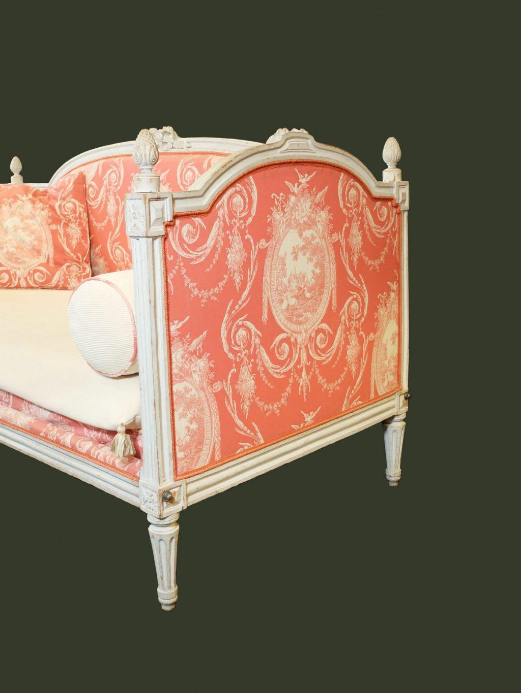 Lit d'alcôve d'époque Louis XVI