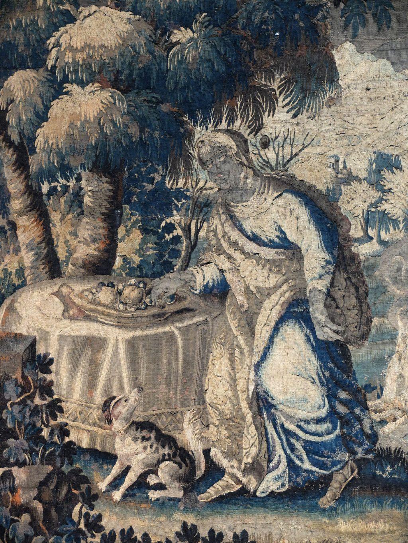 Tapisserie Aubusson XVIIème